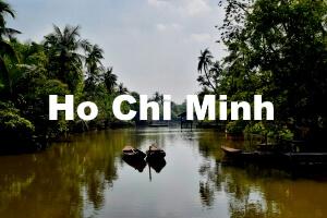 Ho Chi Minch, Vietnam