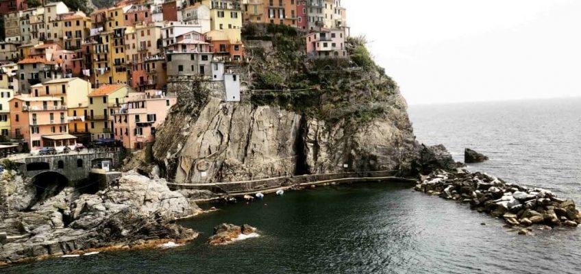 Cinque Terre Travel Diary