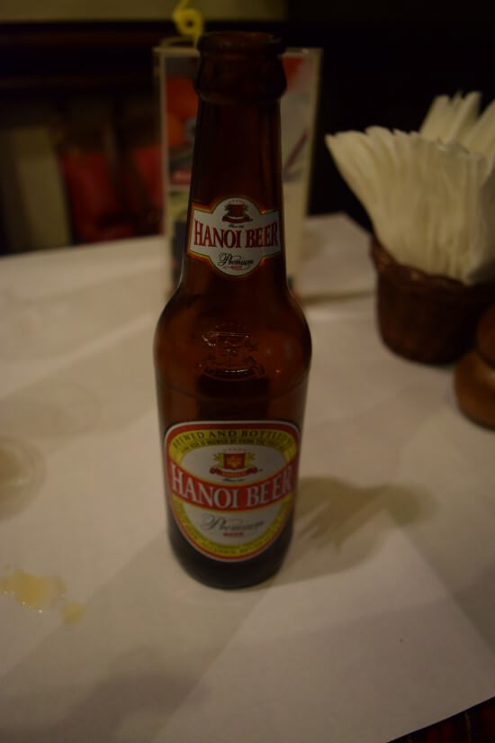 Hanoi Local Beer