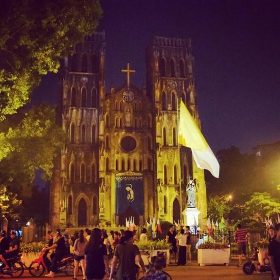 Saint Joseph's Cathedral Hanoi