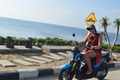 Hire a bike island koh samet