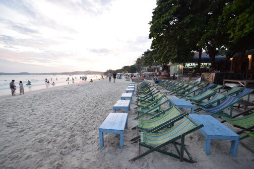 beautiful beaches koh samet