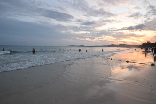 koh samet sunset