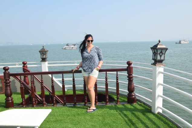 Halong Bay Cruise Story