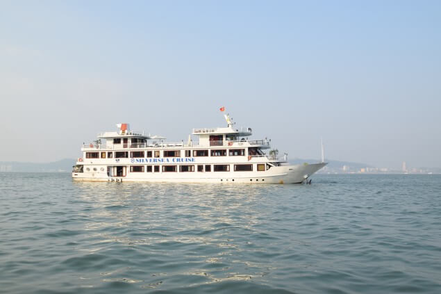 halong bay silver sea cruise