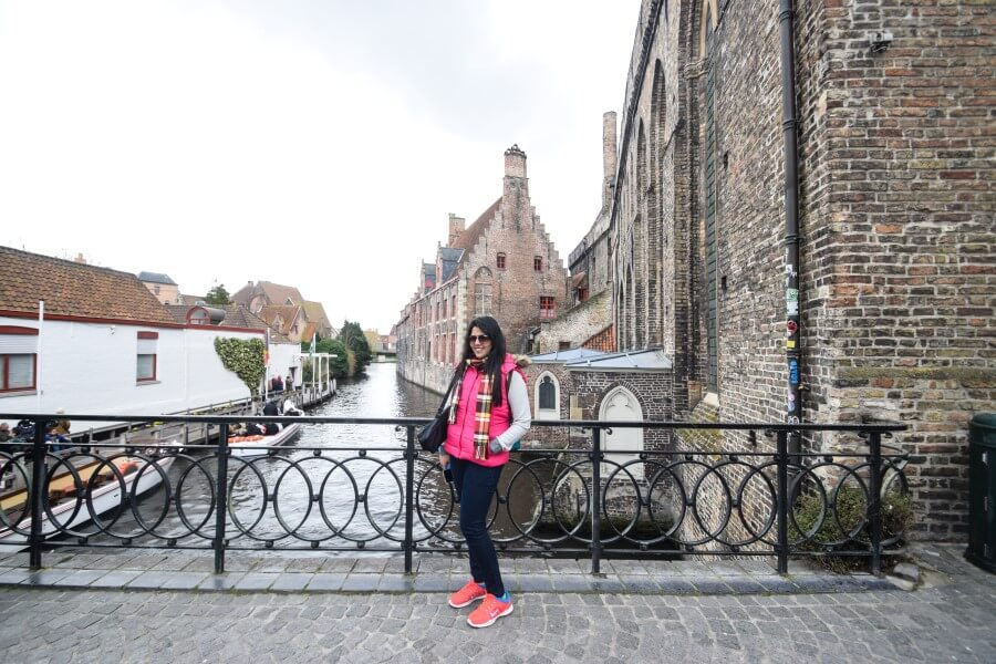 Beautiful brugge photo journey