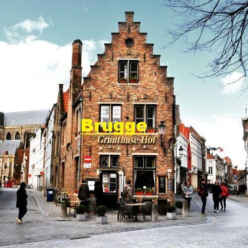 Brugge Photo Journey