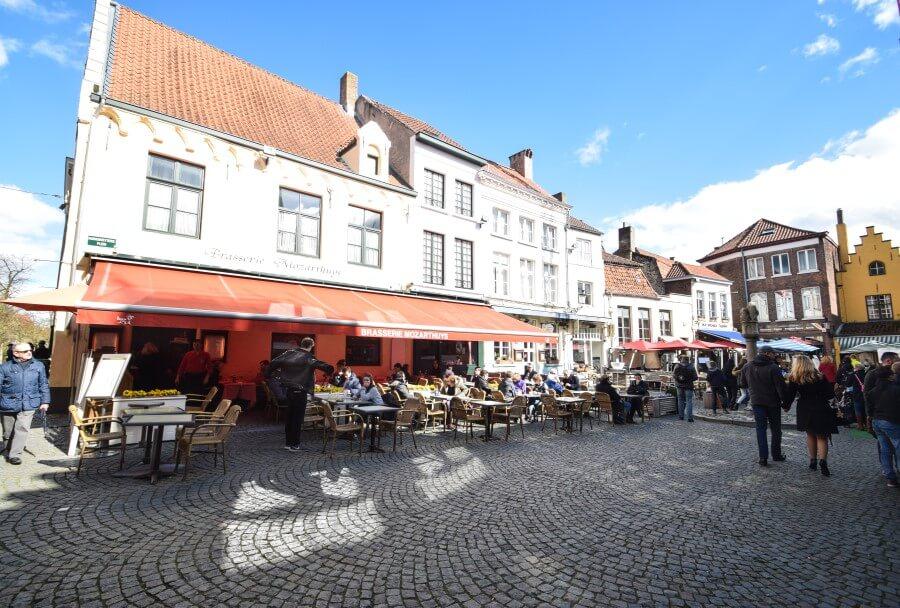 Cafe Brugge