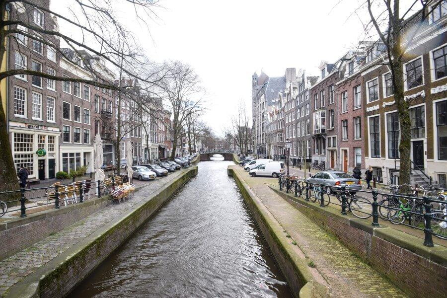 Canals Jordaan Amsterdam
