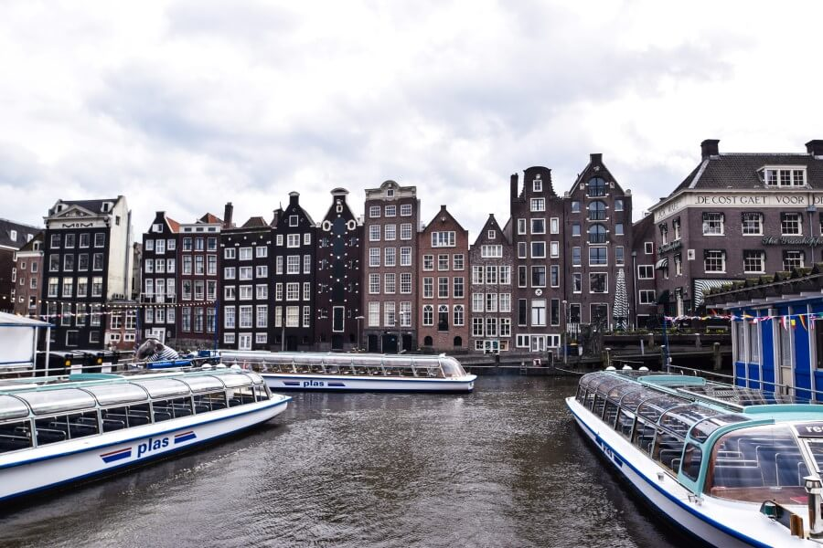 Charming Houses Amsterdam