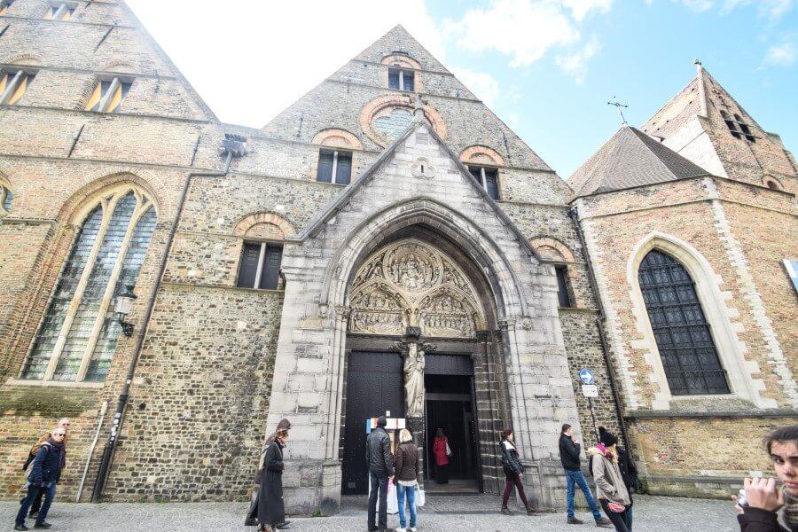Church Brugge
