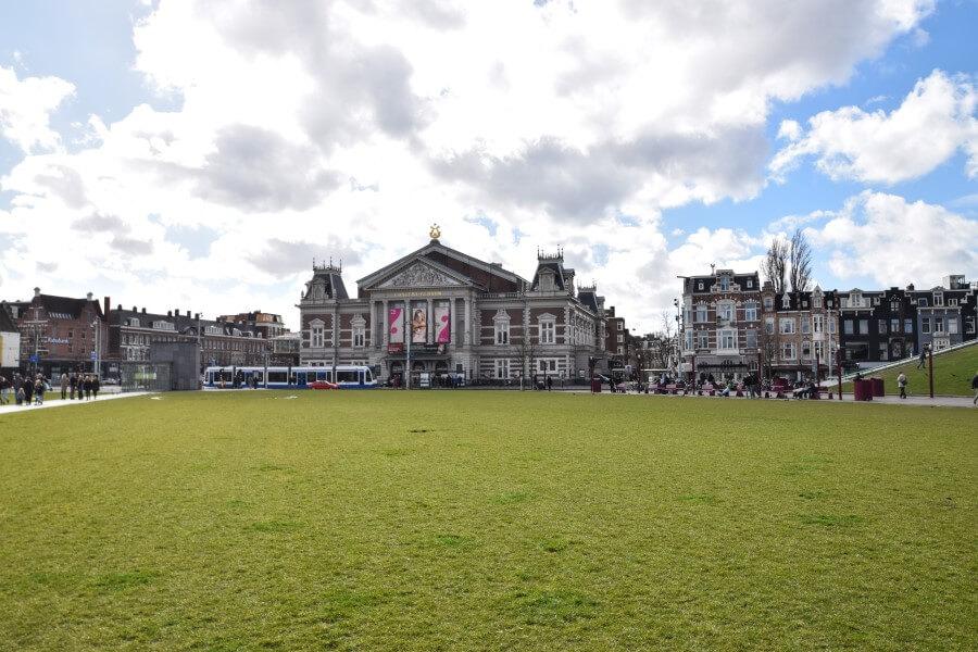 Concert Cebouw Amsterdam