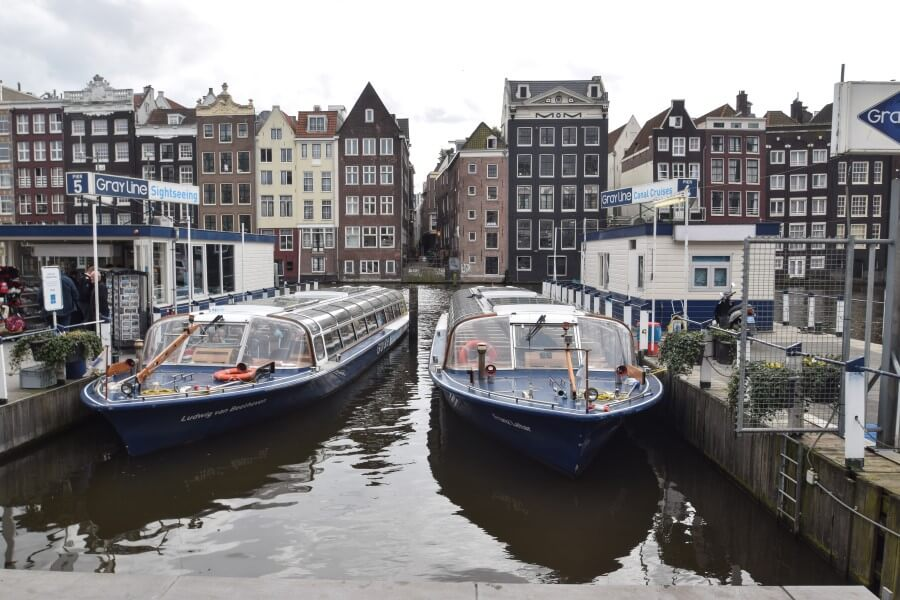 Ferry Tour Amsterdam