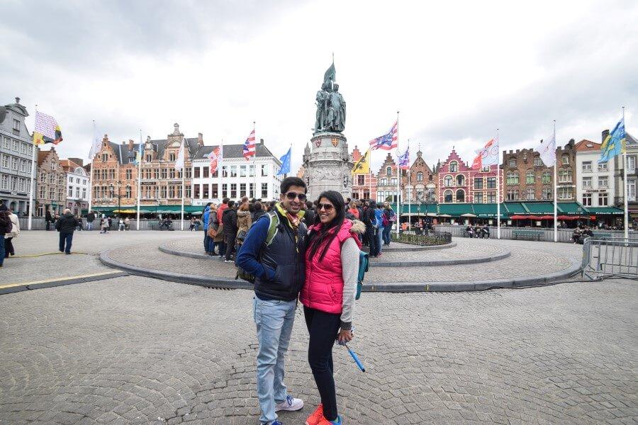 Historic Centre Brugge