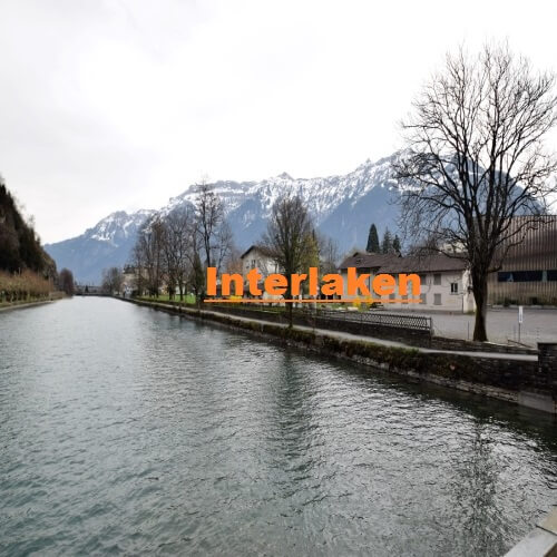Interlaken Photo Journey