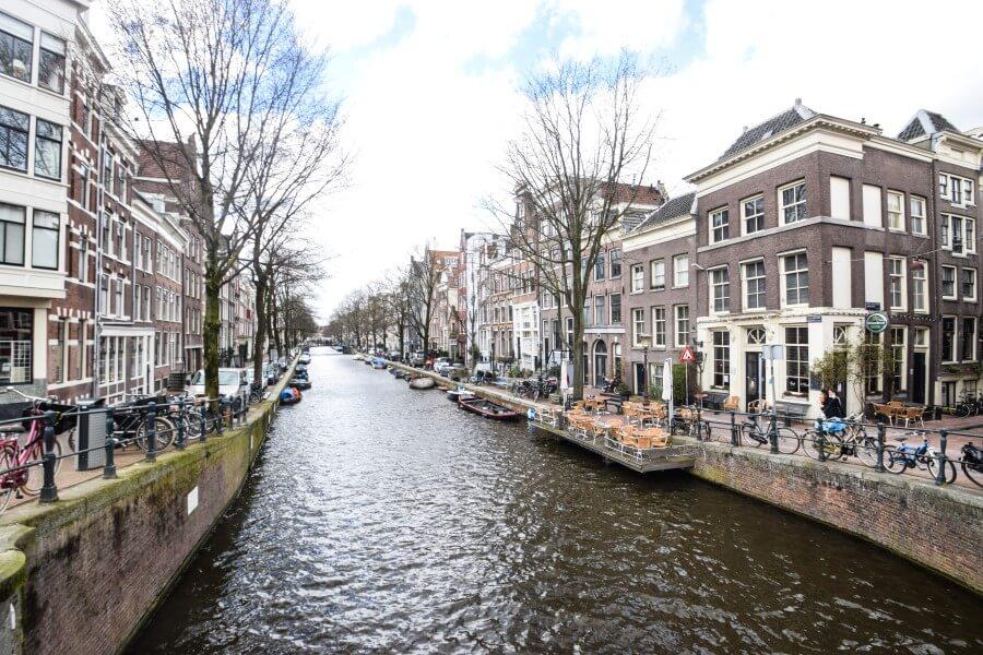 Jordaan Canals Amsterdam
