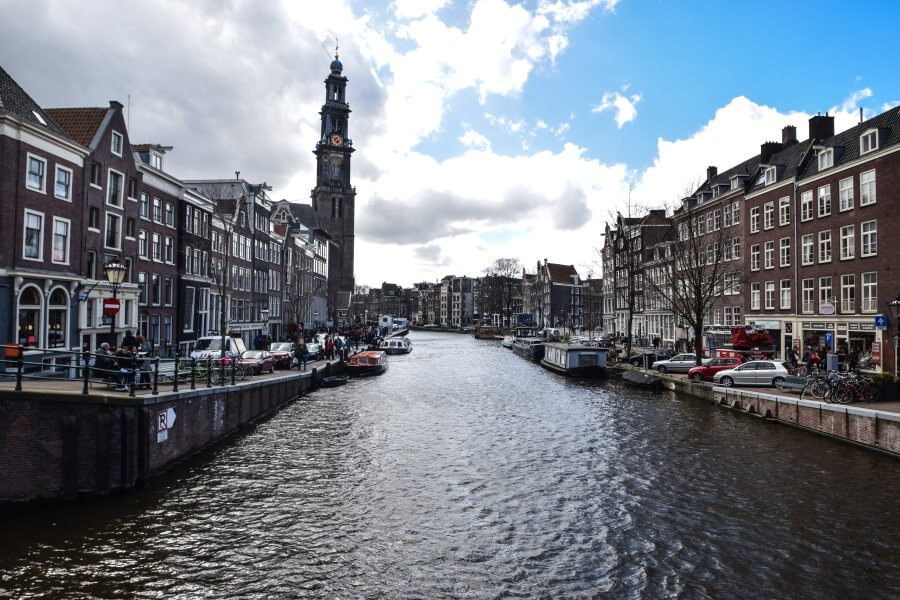 Lovely Canals Amsterdam