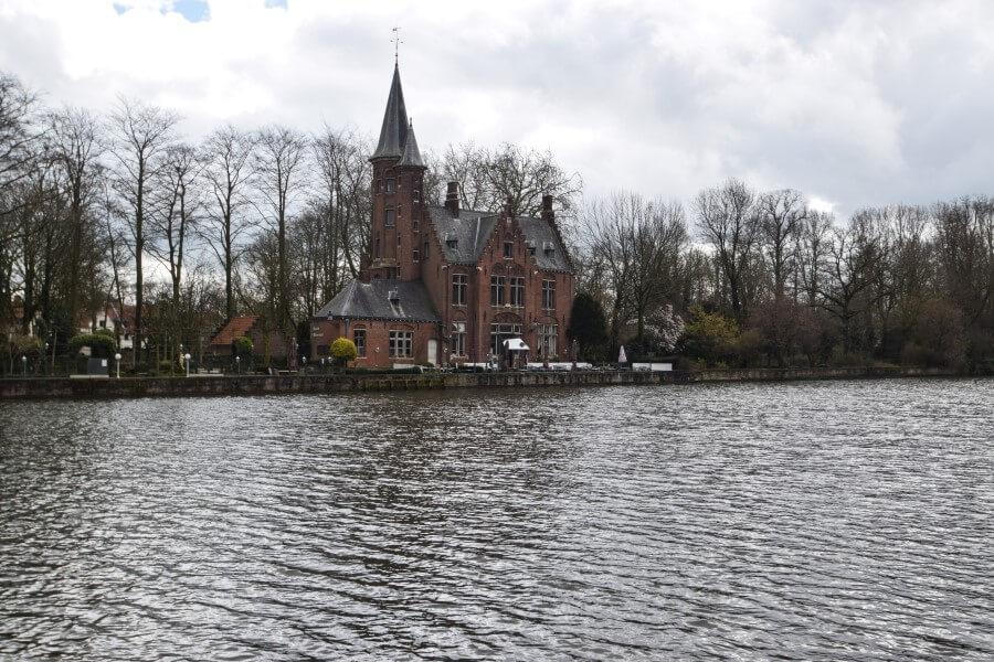 Minnewater Lake Brugge