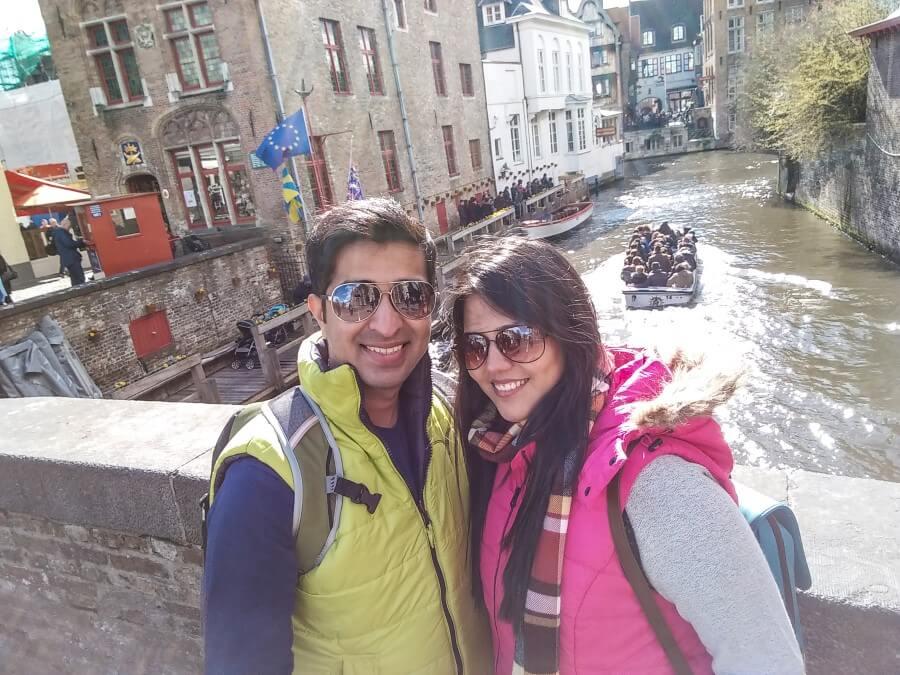 Romantic canal