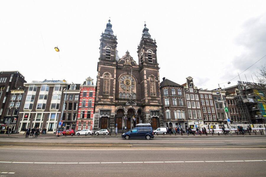 Saint Nicolas Basilca Amsterdam