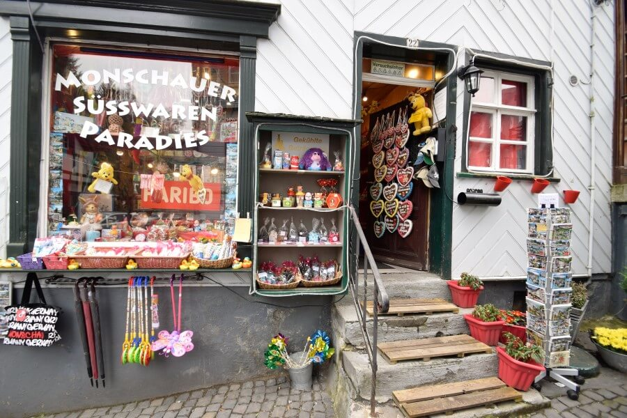 Beautiful Shops in Monschau