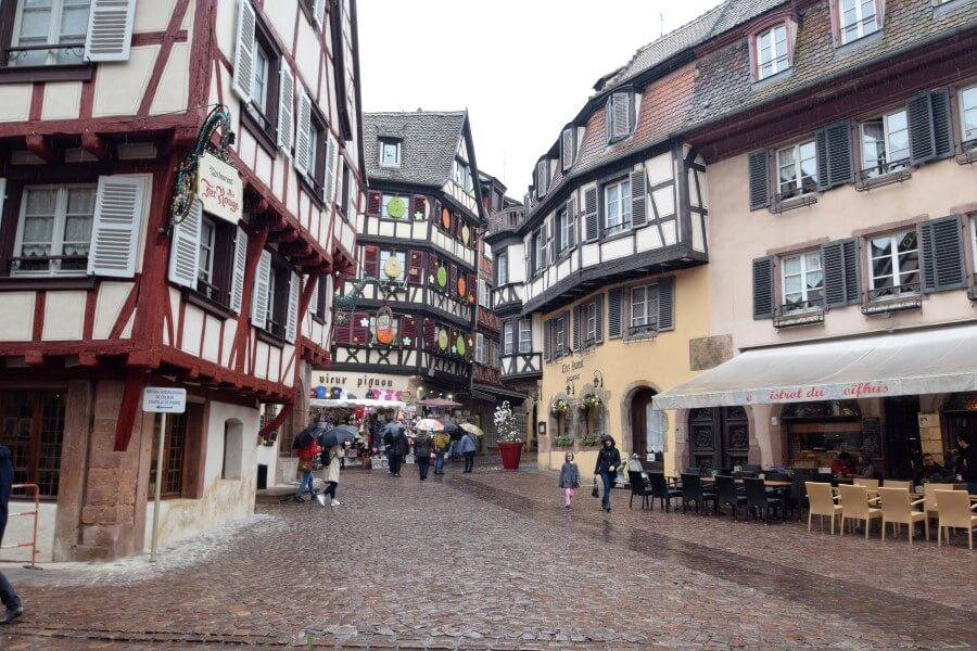 Beautiful Square Colmar