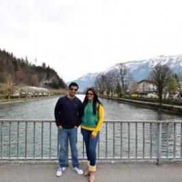 Brienz lake