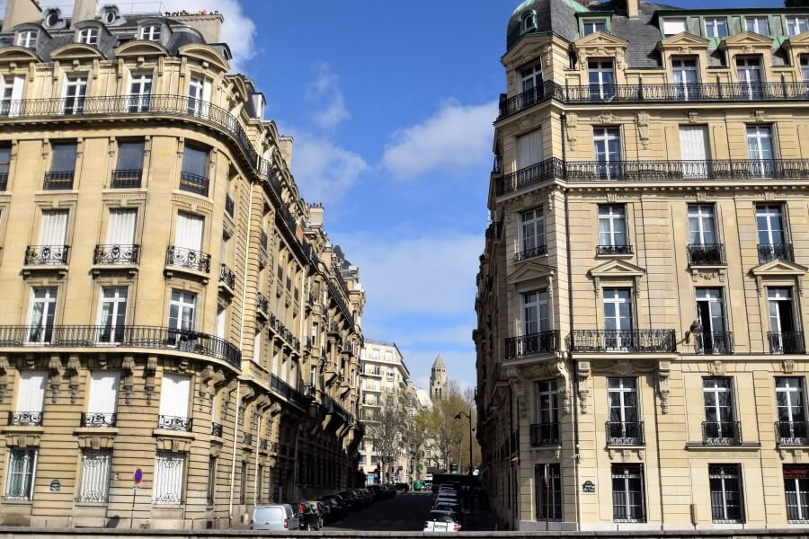 Champs-Élysées famous streets