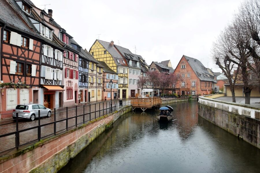 Colmar Canal View