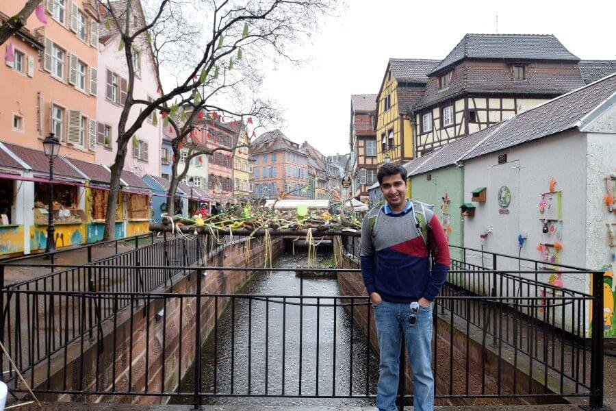 Colmar Journey