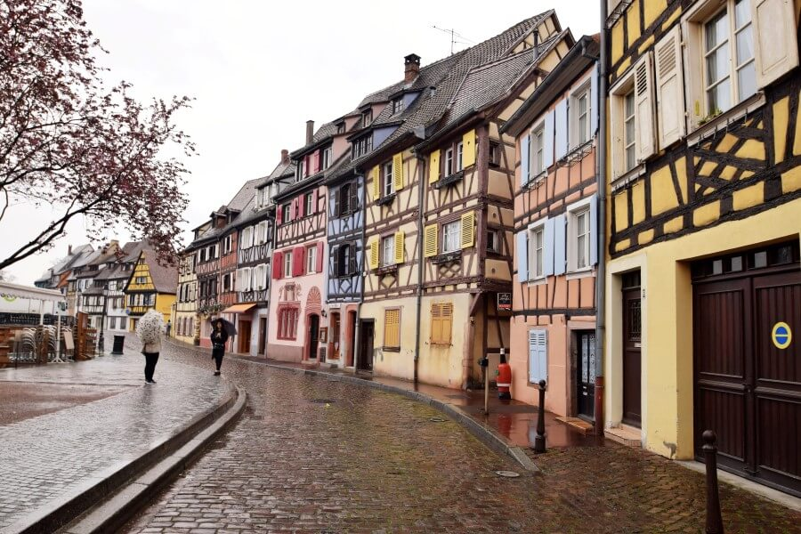Colmar Photo Journey cobbled streets