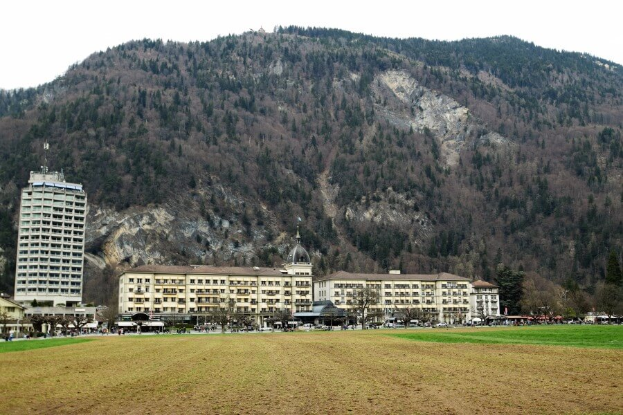 Grand hotel Interlaken