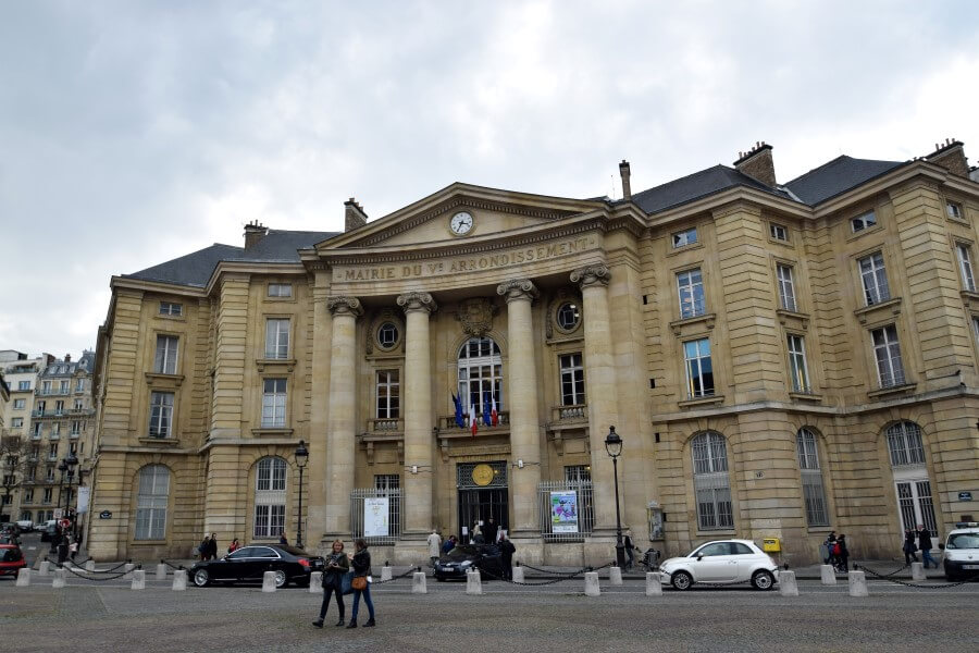 Mairie du VI Arrondissement Paris