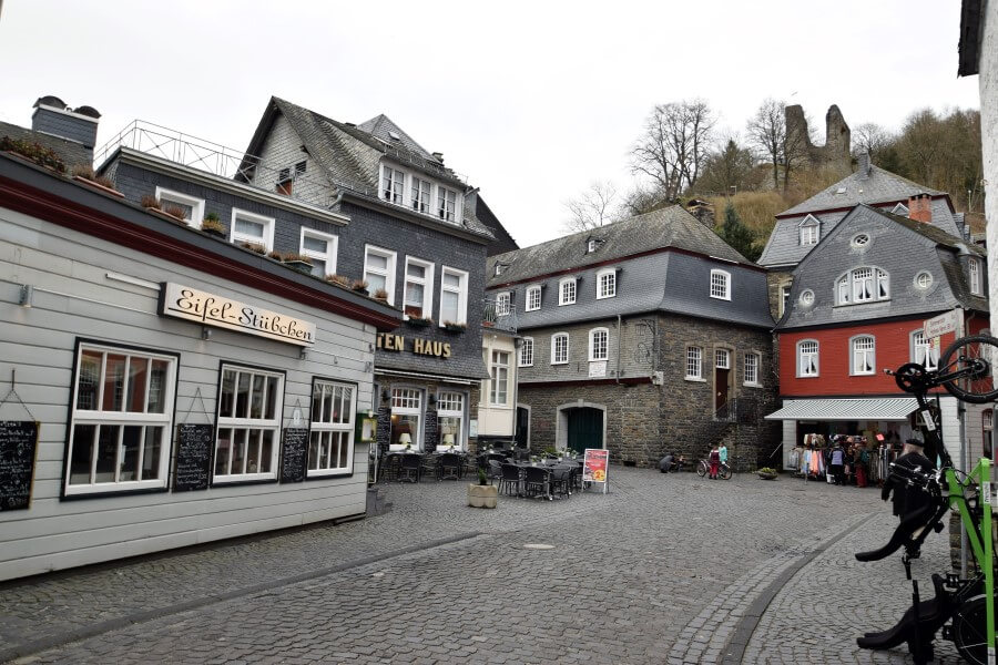 Monschau City Center