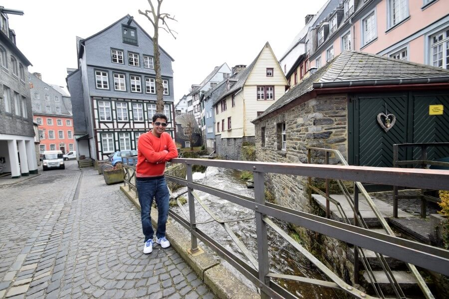 Monschau Travelpeppy