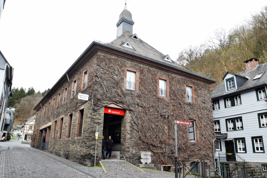 Monschau journey
