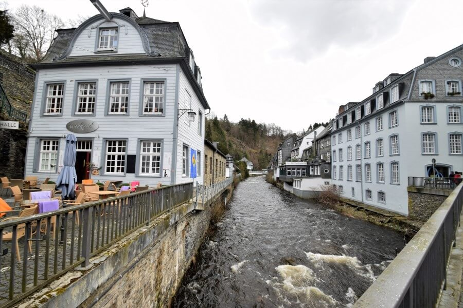 Places to go in North West Germany Monschau
