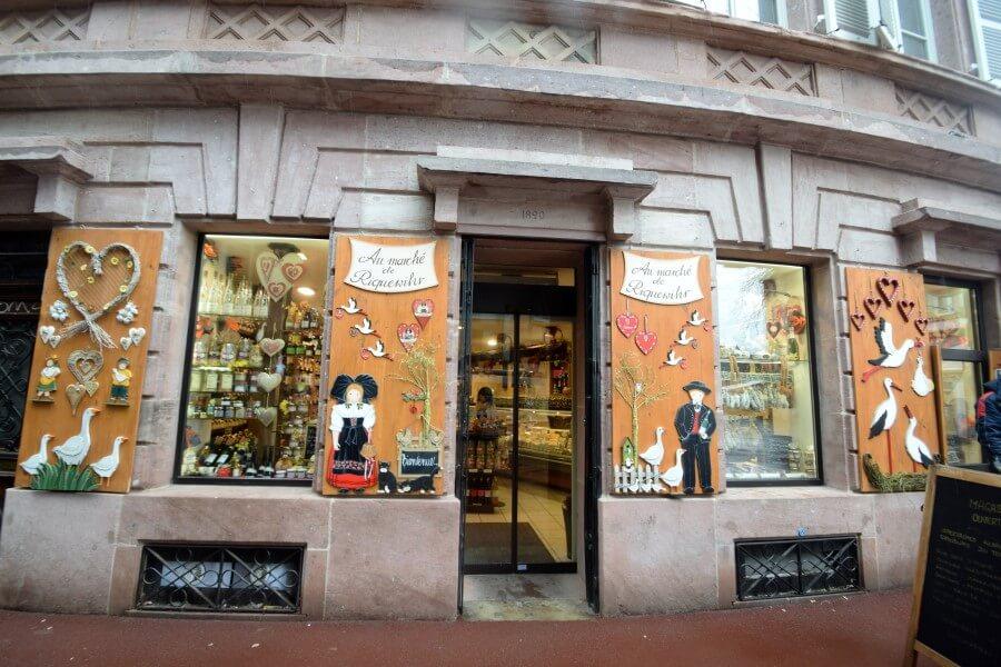 Shops Colmar Photo Journey