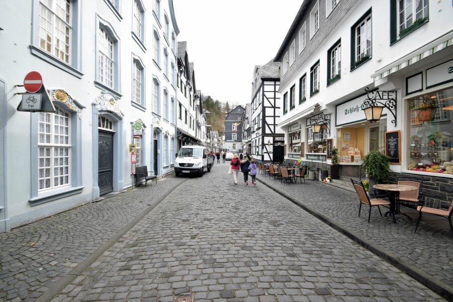 Square Monschau