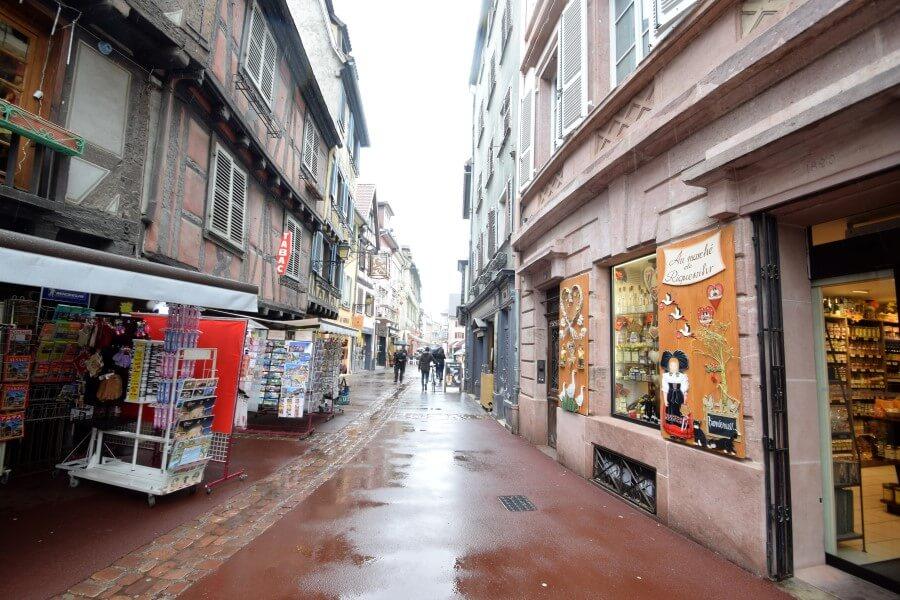 Streets Colmar