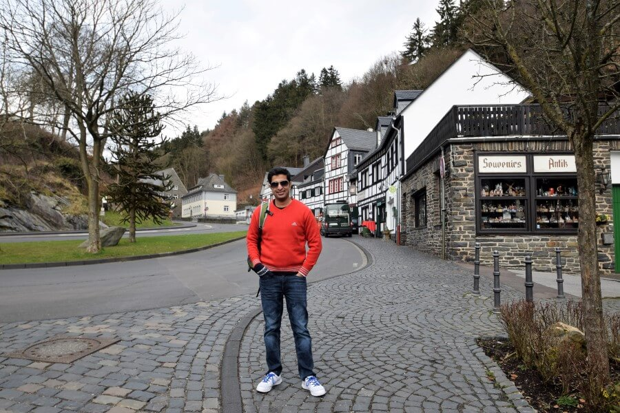 Travelpeppy Monschau