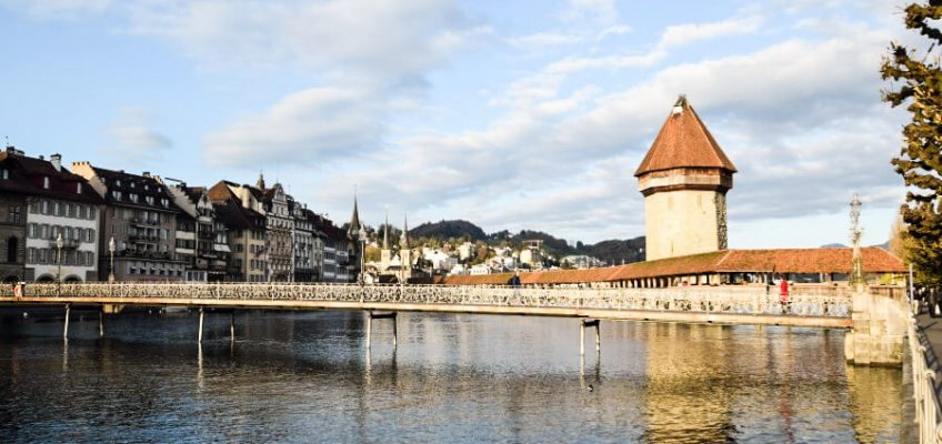 Luzern Photo Journey