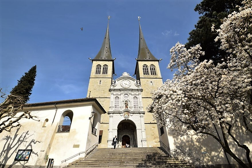 Church Lucerne