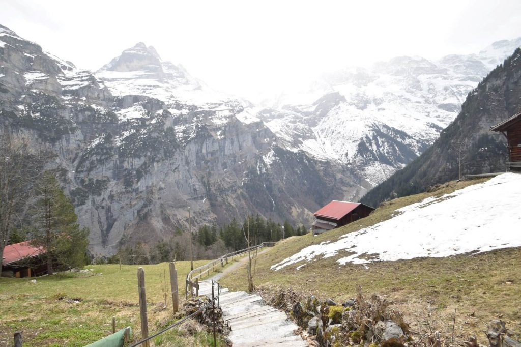 Gimmelwald Travelpeppy home
