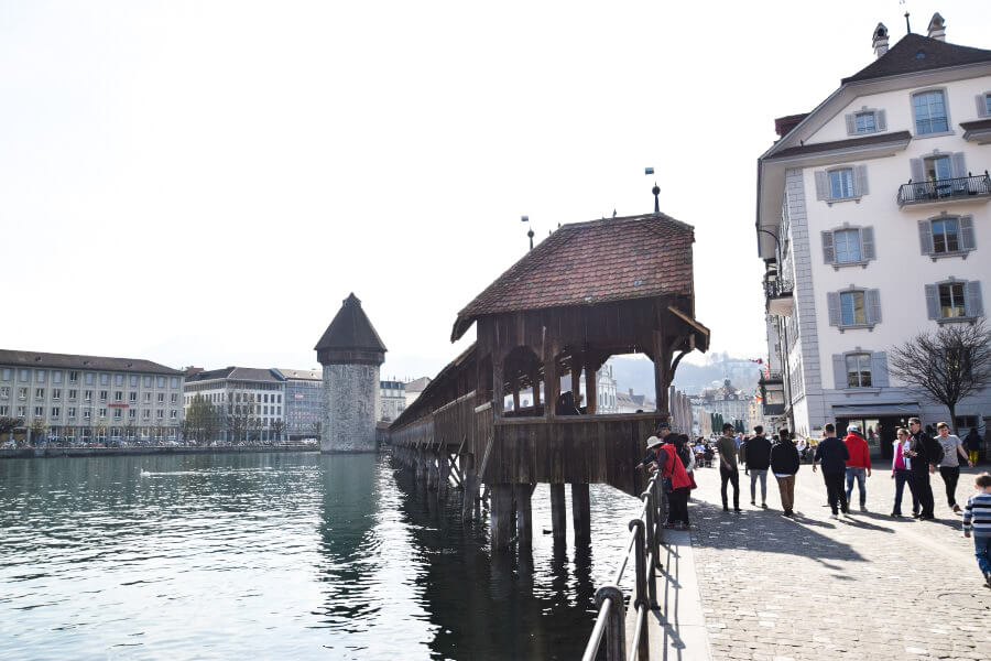 Luzern Photo Journey People