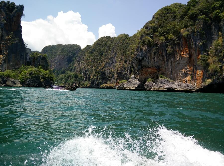 Maya bay Krabi