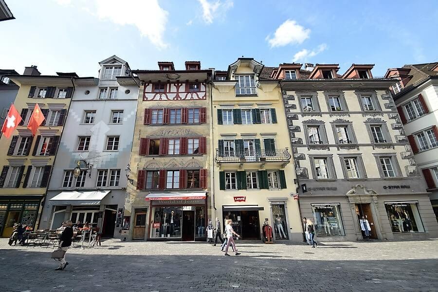 Old City Lucerne