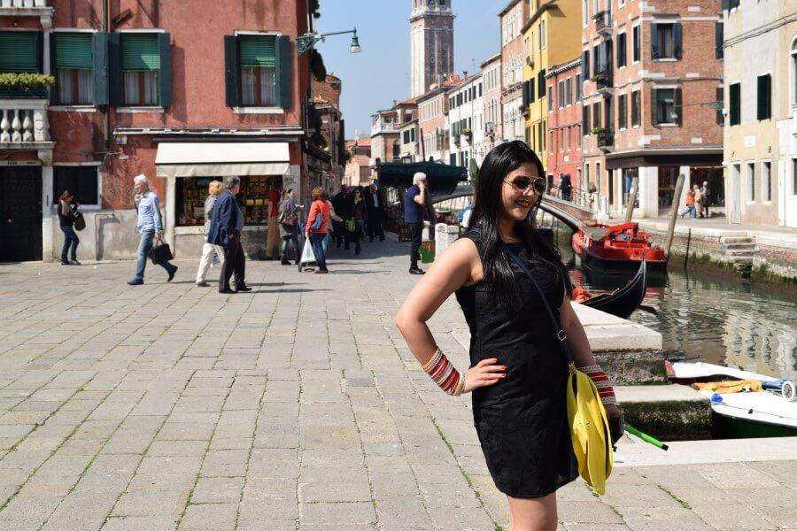Piazza of Venice
