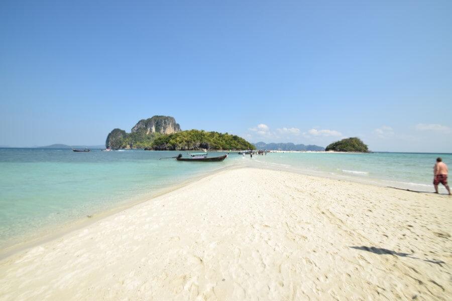 Tup Island to Koh Mor