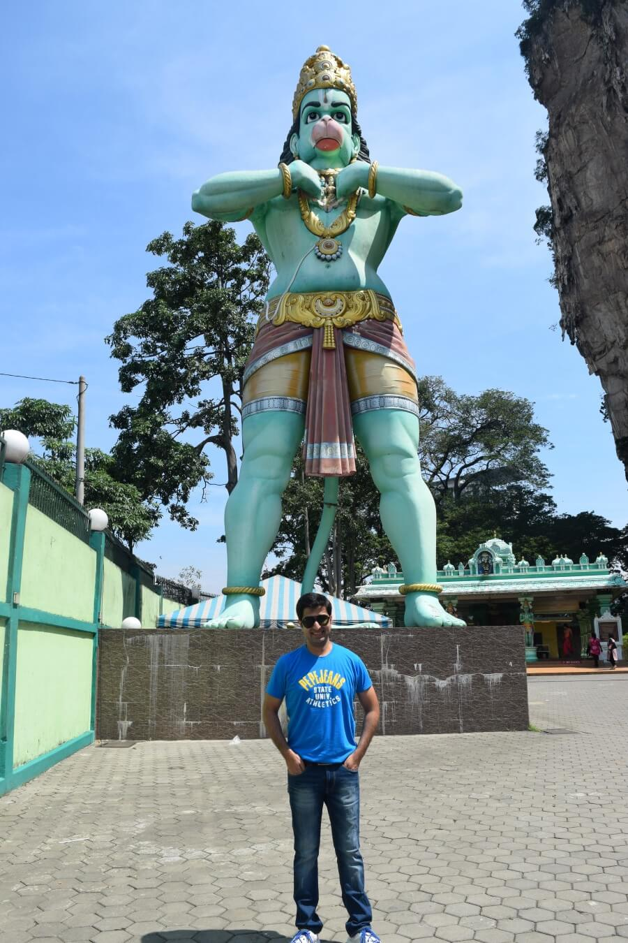 Batu Cave shrine